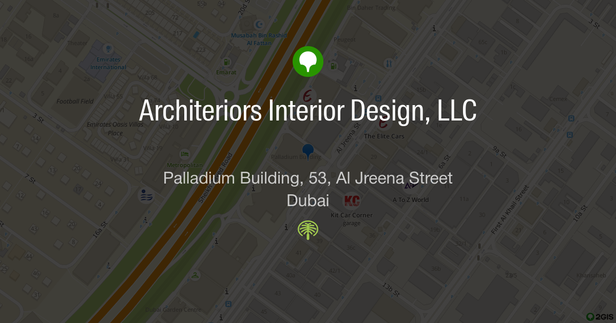 Architeriors Interior Design